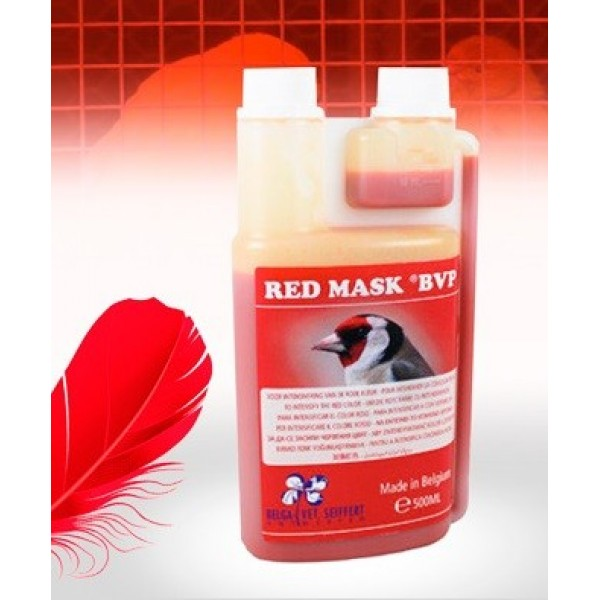 Red Mask BVP 500ml