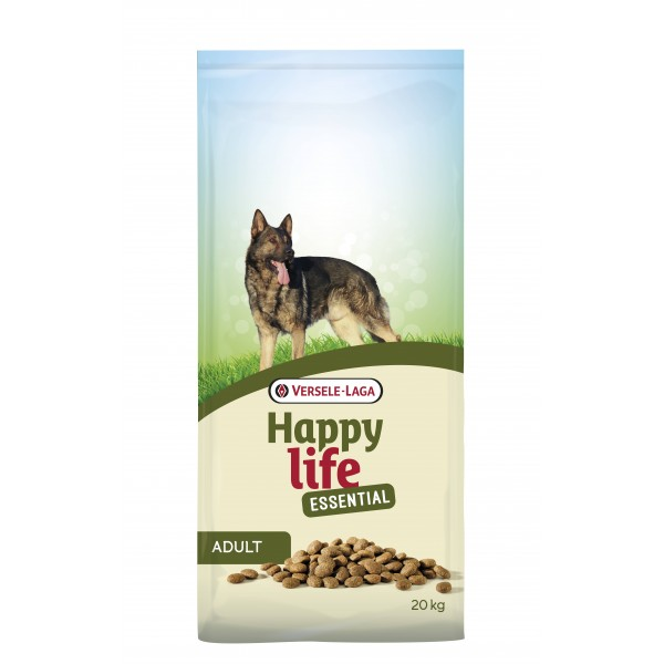 Happy Life Essential Adult 20kg
