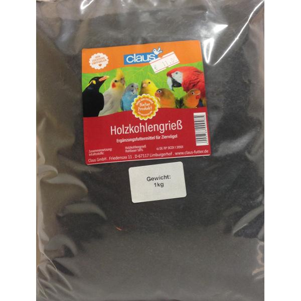 CLAUS Charcoal-Φυσικό Κάρβουνο 1kg