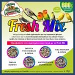 EVIA PARROTS Fresh Mix 10kg