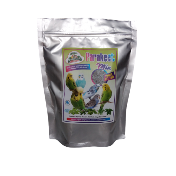 Evia Parrots Parakeet mix 1kg