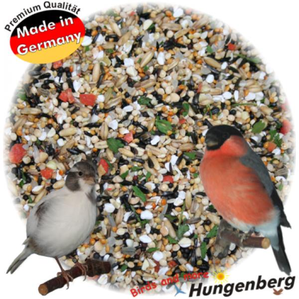 Hungenberg - Kochfutter für Kanarien und Waldvögel - Σπόροι βρασίματος για καναρίνια και ιθαγενή - 5kg
