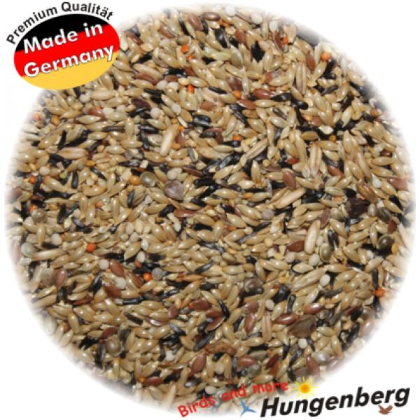 Hungenberg - Positur & Farbe II. ohne Rübsen - Μείγμα καναρινιών ποζιτούρας και χρώματος χωρίς ρούψεν - 20kg