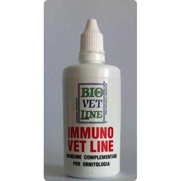 Bio Vet Immuno Vet Line 100ml