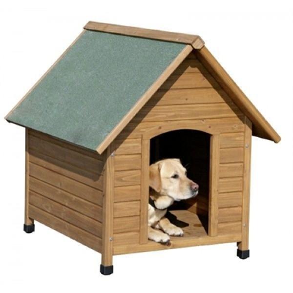 Σπίτι σκύλου, ξύλινο, Μεγάλο 100 x 88 x 99 cm