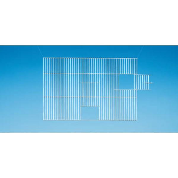 Ανοξείδωτη Πρόσοψη Κλούβας 40 x 30