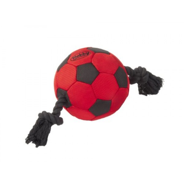 TOUGH toy Ball w/ Rope