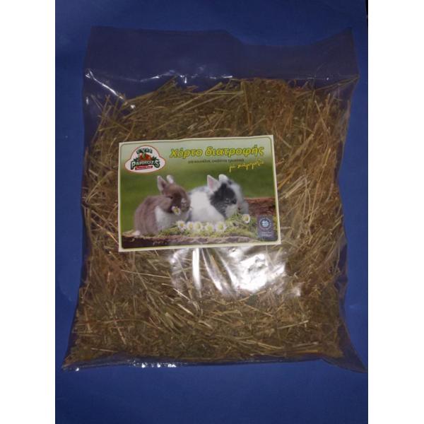 Evia Parrots Χόρτο διατροφής με χαμομήλι 500gr