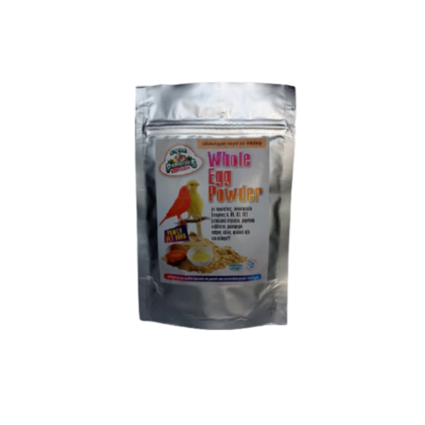 EVIA PARROTS Whole egg powder 250gr