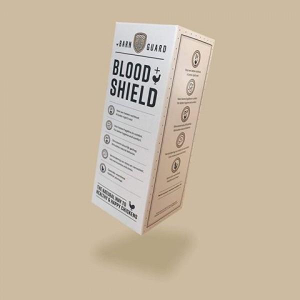 Blood Shield- πόσιμο διάλυμα κατά της ψείρας-250ml